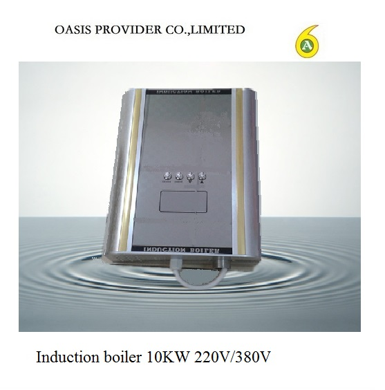 induction boiler 220/380v,10kw for 150 180M2 room heating,with ...