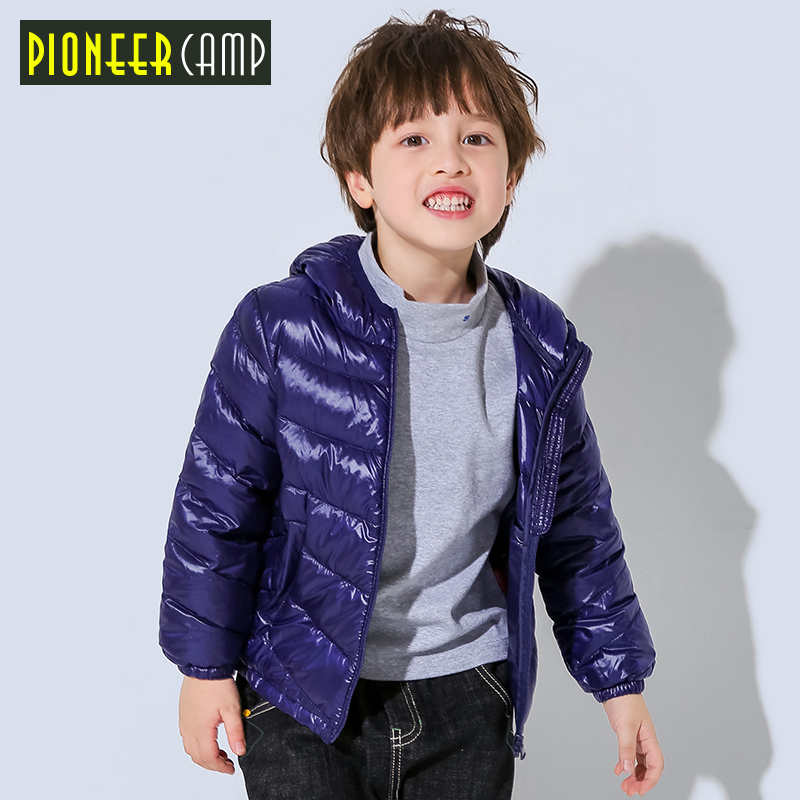 Pioneer camp new kids winter jacket boys children clothes light down jacket for boys solid warm winter coat kids BYR810162 Pioneer camp new kids winter jacket boys children clothes light down jacket for boys solid warm winter coat kids BYR810162