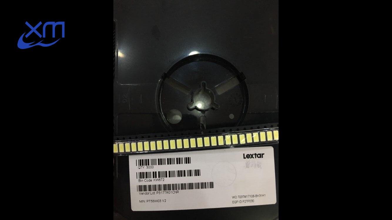 200PCS Lextar LED Backlight 0.5W 5630 3V Cool white LCD Backlight for TV TV Application PT56Z03 V2