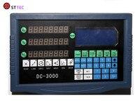 Gratis verzending hoge precisie profiel projector digitale uitlezing DRO DC 3000-in Instrumenten voor niveaumeting van Gereedschap op