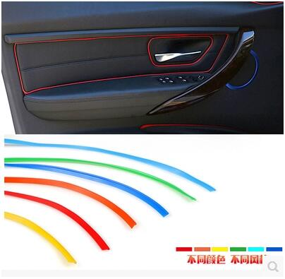 Car decorative line stickers accessories for Chevrolet sail Cruze Sonic LOVR RV Malibu Trax CAPTIVA Epica camaro Silverado Wag wljh 11x canbus 2835 smd led dome map interior light kit for chevrolet cruze equinox sonic malibu spark suburban traverse 2015