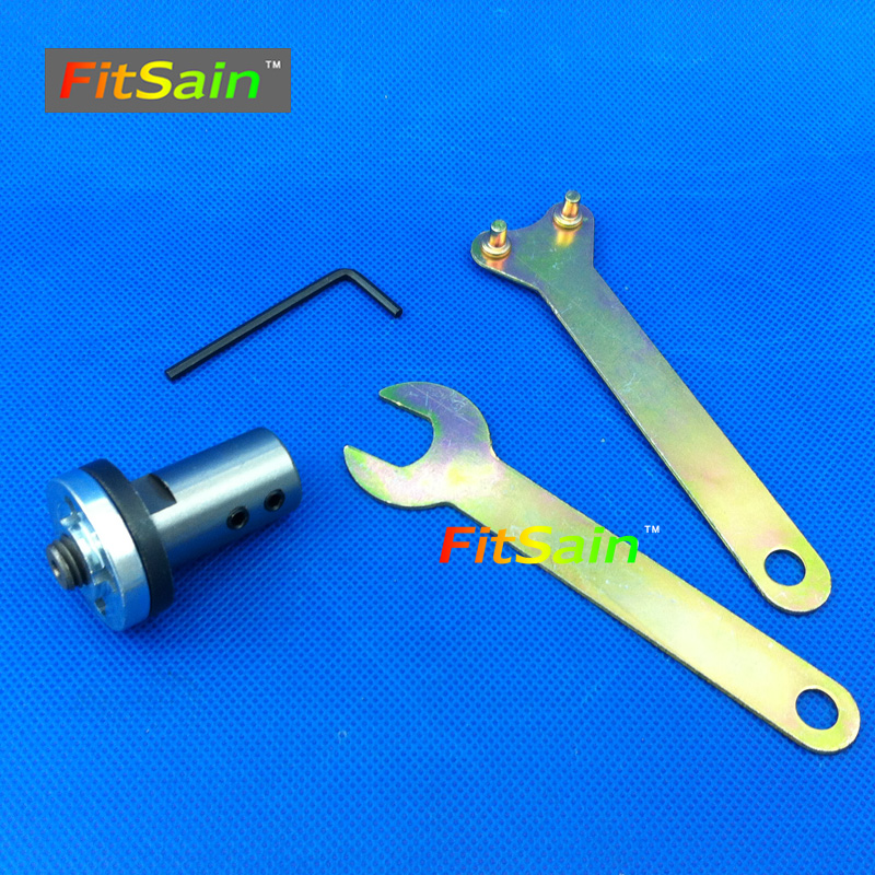 FitSain-Used for motor shaft 14mm/16mm Adapter Connecting coupling bar sawing rod for circular saw blade 16mm/20mm holes kit engineering pneumatic air driven mixer motor 0 6hp 1400rpm 16mm od shaft
