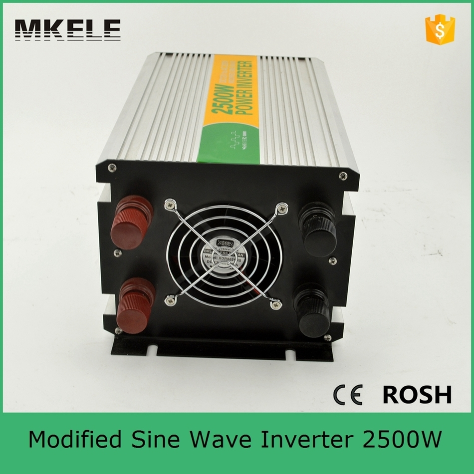 цена на MKM2500-481G off grid power inverter 2500 watt inverter single phase inverter 48v 110v power inverters for house made in China
