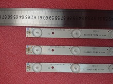 3 قطعة/المجموعة LED شريط إضاءة خلفي ل T32Q44HDL LE32D99 IC B HWK32D022B IC B HWK32D022A 32ce561led 3BL T6324102 006B 0065 hk315ledm