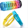 For Xiaomi Miband 1 1S Heart Rate Replace Wristband Silicone Belt Strap Mi Band Bracelet Replacement Band Accessories On Wrist