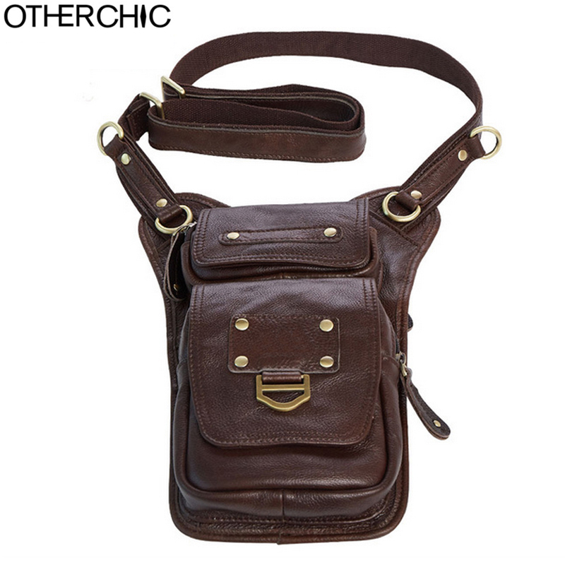 OTHERCHIC Genuine Leather Retro Messenger Bags Men Vintage Stylish Crossbody Shoulder Bag Fashion Travel Casual Bags L-7N07-38 otherchic 2017 genuine leather men bag high quality messenger bags small travel brown crossbody shoulder bag for men l 7n07 37