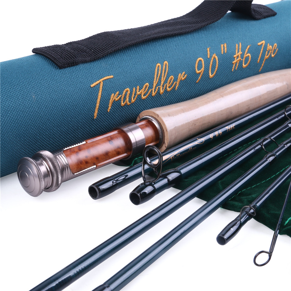 Buy maximumcatch brand traveller fly for Best fishing pole brands