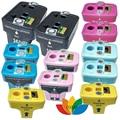 12 Generic hp363 Ink Cartridges for use in hp C5180 C6180 C7280 3110 3207 3210 3213 3310 3313 7180 8230 8250 Printer