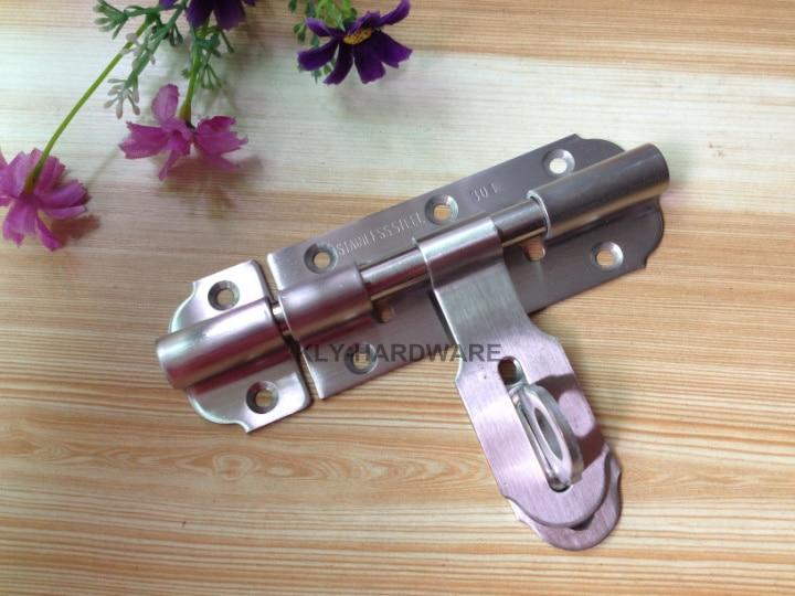4 Inch Gate Shed Latch Brenton Pad Bolt Slide Lock 105mm