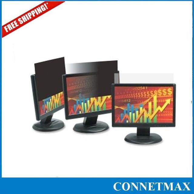 "27 "" polegadas protetor de tela privacidade para Widescreen ( 16:10 ) Monitor LCD de mesa, Frete grátis"