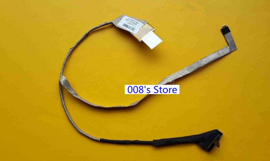 New LCD Cable For HP Pavilion G6 G6-1000 G6-1XXX Laptop Series DD0R15LC000 DD0R15LC010 Video Screen Data LVDS Flex Wire Line
