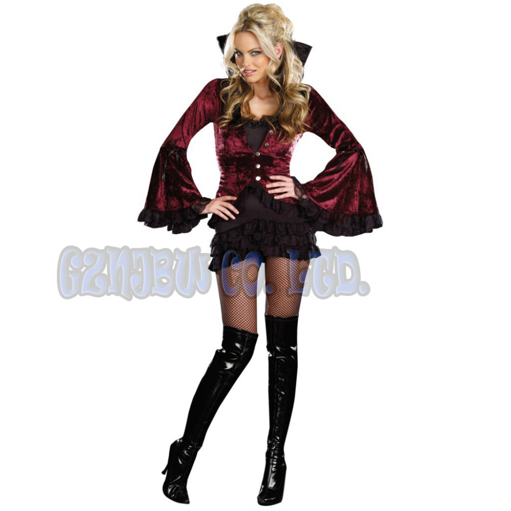 Aliexpress.com : Buy adult sexy Vampire Queen Gothic witch women ...
