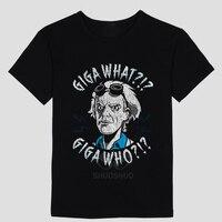ファッションtシャツバック·トゥ·ザ·フラックスコンデンサカルトフィルム半袖男のシャツトップ夏コットンシャツ