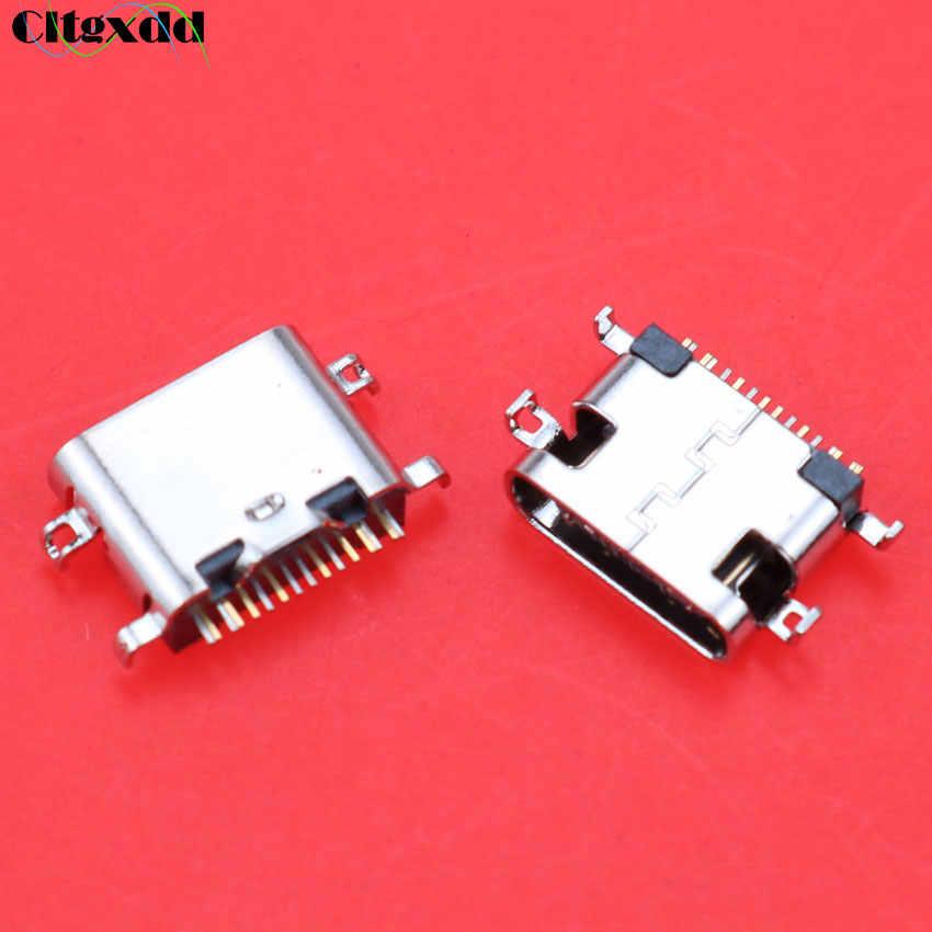 Cltgxdd 1 CHIẾC Micro USB Jack Kết Nối Cho Lenovo S5 K520 Cổng Sạc USB Dock Cắm Ổ Cắm