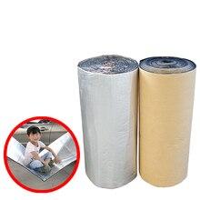O envio gratuito de algodão isolamento térmico isolamento de ruído porta Do Carro para skoda fabia octavia superb rápida yeti