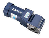 90W 220v 90mm AC Spiral Bevel Angle Gear Motor regulation hollow right angle motor output speed 27rpm 5IK90GU C/5GU50RC