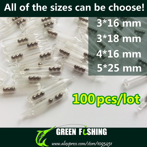 3MM 12 Pack Glass Rattle Fly Tying