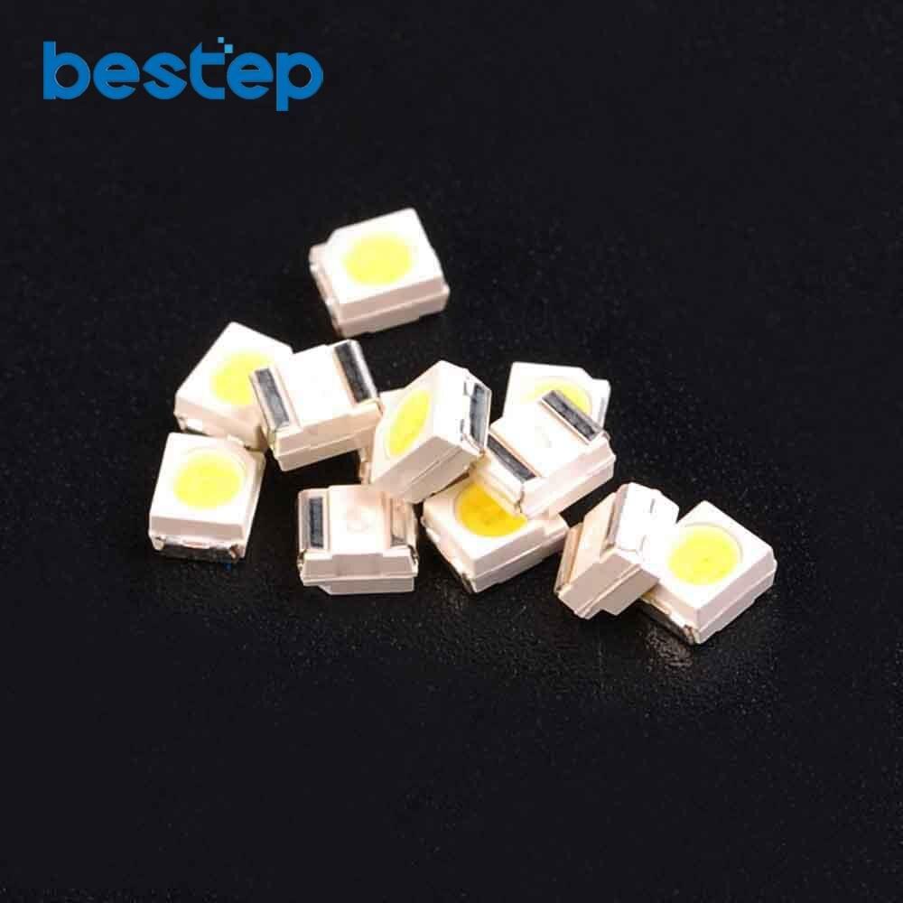100PCS White SMD 1210 3528 LED Ultra Bright Light Diode ...