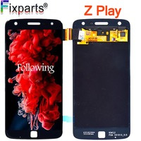 5.5 For Motorola Moto Z Play LCD Display Touch Screen Digitizer Assembly Replacement 1920x1080 For Moto XT1635 LCD