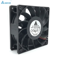 Original Delta TFC1212DE 12CM 12038 12V 3 9A 252CFM Winds Of Booster PWM Fan Violence For