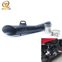 Motorcycle Exhaust Muffler Moto GP Laser 52MM Escape Moto For Yamaha R6 Exhaust R6 YZF GY6