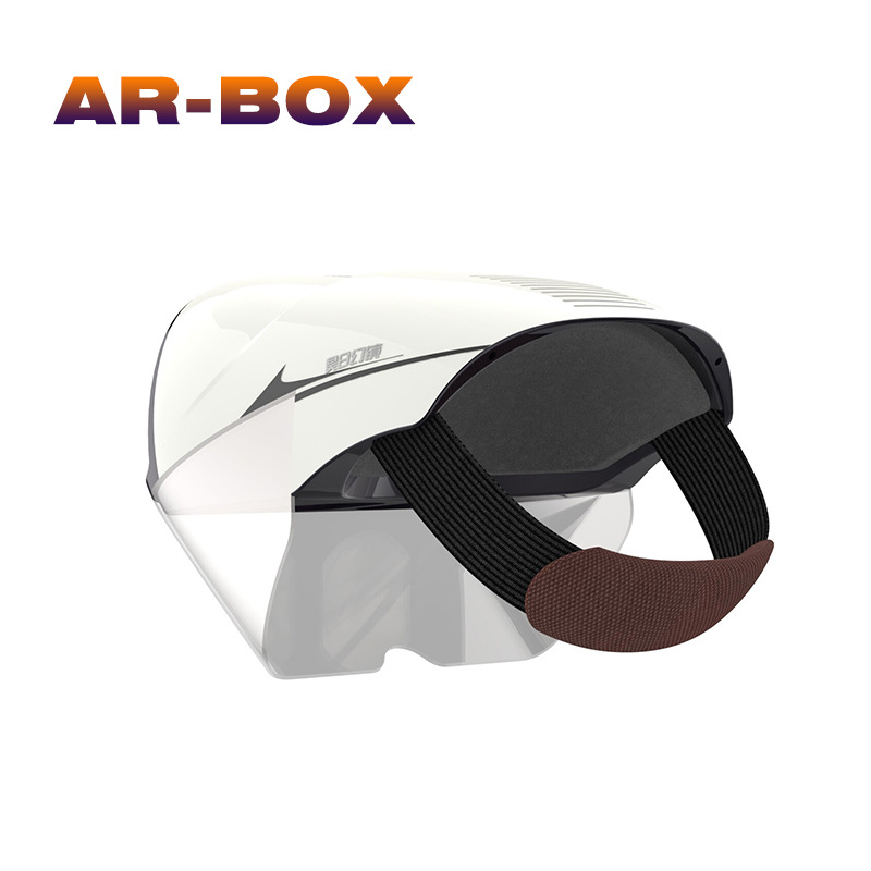 tortoyo smart augmented reality ar and virtual reality glasses for private cinema and gaming 4.0-5.7 inch phone