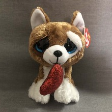 f19c52a6709 Buy ty beanie dog with heart and get free shipping on AliExpress.com