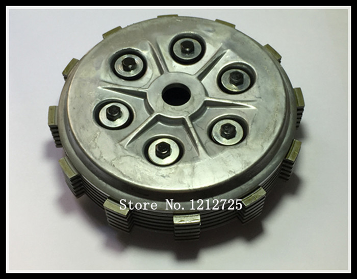 Zongshen Cross-country motorcycle ZS177MM Engine Clutch NC250 ZS250GY NC 250 Clutch assembly