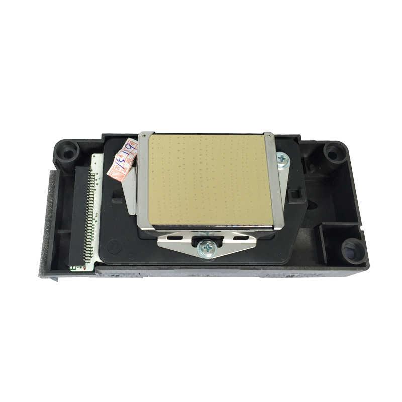Jetvinner Asli F186000 Printhead DX5 Pelarut Print Head Sekunder Enkripsi untuk Epson R1800 R2000 dengan 20 Pcs Penyeka
