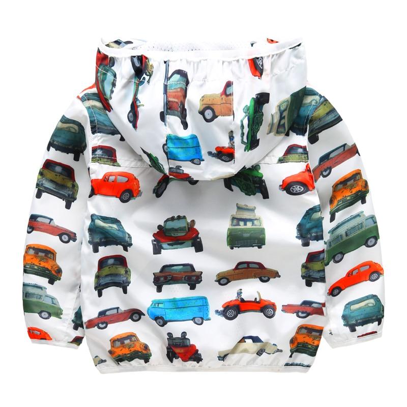 Vêtements de dessus de vêtements pour enfants de printemps et - Vêtements pour enfants - Photo 2