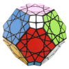 MF8 TianYan Magic Cube Speed Cube Puzzle Brain Teaser Educational Toy For Collection Black