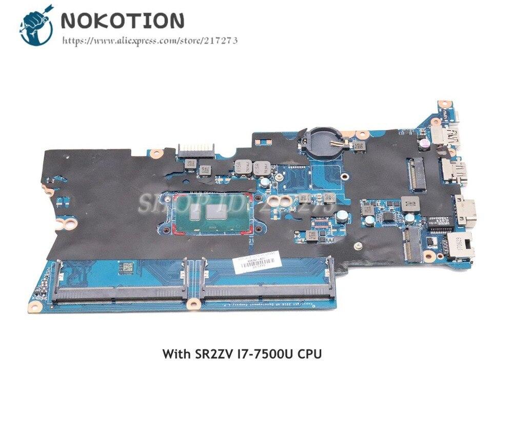 NOKOTION 905797-601 905797-001 For HP Probook 440 G4 Laptop Motherboard 14 inch DA0X81MB6E0 SR2ZV i7-7500U CPU DDR4NOKOTION 905797-601 905797-001 For HP Probook 440 G4 Laptop Motherboard 14 inch DA0X81MB6E0 SR2ZV i7-7500U CPU DDR4