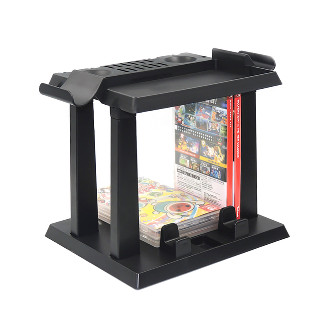 Storage Tower For Nintendo Switch
