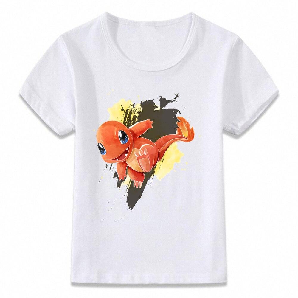1c33dcbc ... aliexpress com kids clothes t shirt bulbasaur charmander; starter ...