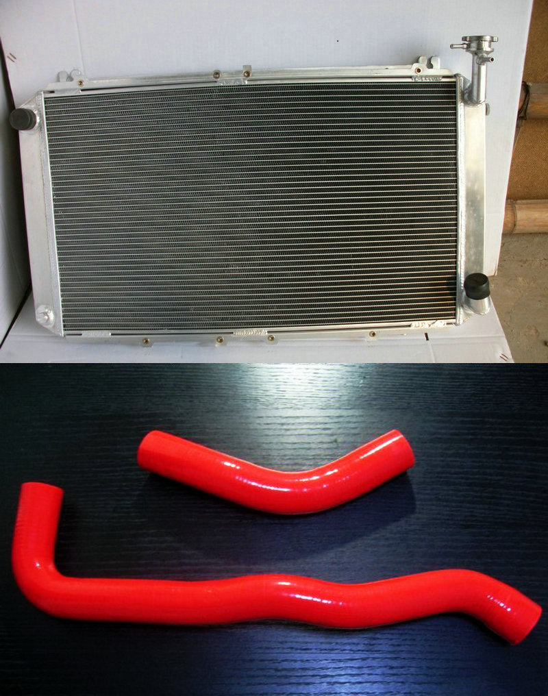 Silicone Hose For Nissan Gq Patrol Y60 4.2l Petrol Tb42s Tb42e Hot Selling Meticulous Dyeing Processes Custom Aluminum Radiator Oil Coolers