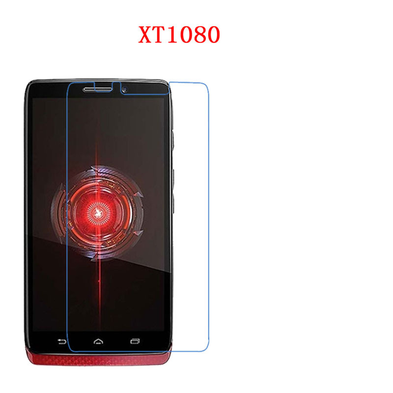 For MOTO XT1080,XT901 MOTO Electrify M ,MB860 , ME525 ,Photon Q 4GLTE XT897 ,XT615 , Nano explosion-proof screen protective film