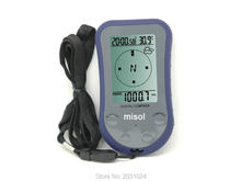 1 unit of Digital LCD Compass Altimeter Thermometer Barometer water proof