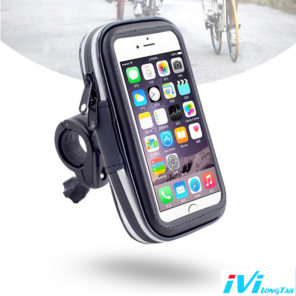 Cellphone Case For Samsung Galaxy S7 Case S8 S6 Edge G530 A5 2017 A7 J5 J3 Cover Bike holder Stand Waterproof Moto bicletas Bags