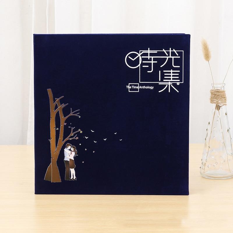 Quality Photo Albums: High Quality 16inch DIY Photo Album Lovers Birthday Gift
