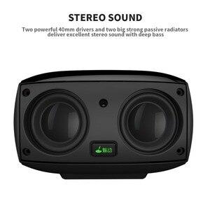 Image 3 - Meidong MD 5110 נייד Bluetooth רמקול נייד אלחוטי רמקול קול מערכת סטריאו מוסיקה סראונד מגע מיני רמקול