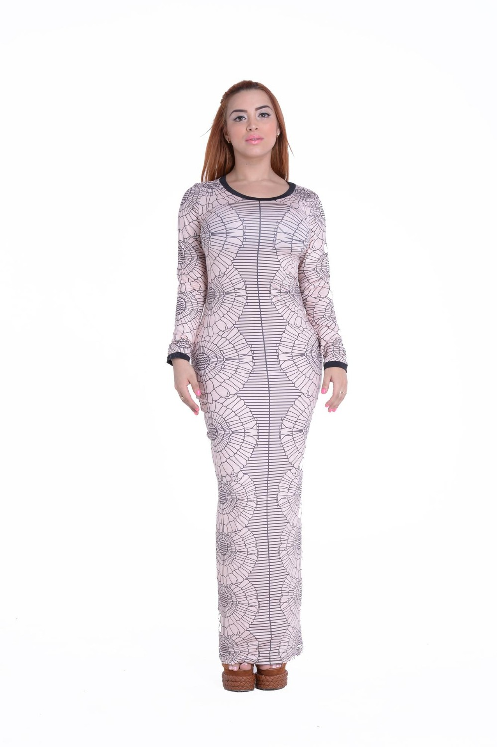 Online Get Cheap Ladies Spring Dresses -Aliexpress.com   Alibaba Group