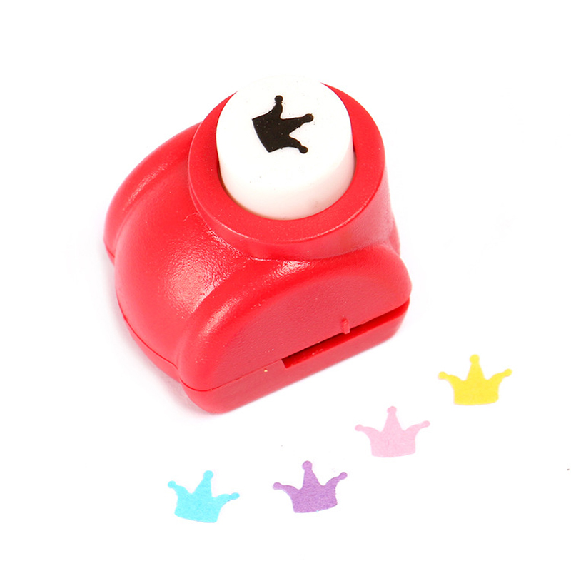 3 Style Handmade Crafts and Scrapbooking Tool Mini Paper Punch For DIY Gift Card Punches Embossing perforadora de papel