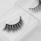 Top Sale Mink Lashes Fake 3D Mink Eyelashes Natural Soft High quality False Eyelashes Handmade Eye Lash Extension