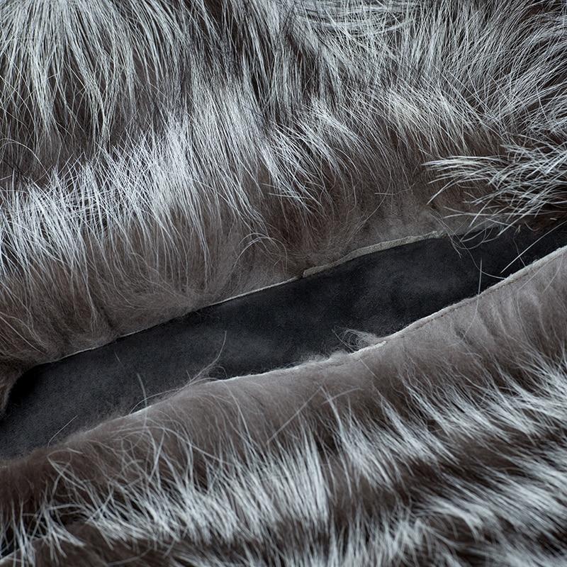Manteau No Modèle De Rayures Argent Veste 1525 Naturel Renard Fourrure Ems 2015 Arrivée 100 su Réel Court Nouvelle Gratuite 6naqwvH