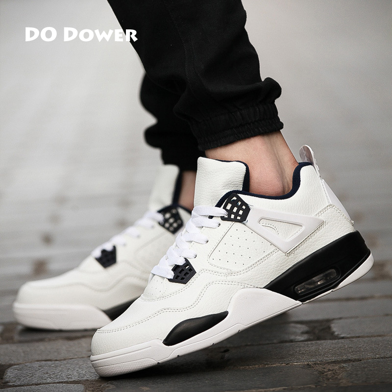 New mens basketball shoes authentic Jordan retro 4 mens comfortable breathable women basketball shoes sports sneakers 36-44 new arrival classic basketball shoes high top women shoes authentic comfortable trainers outdoor zapatillas