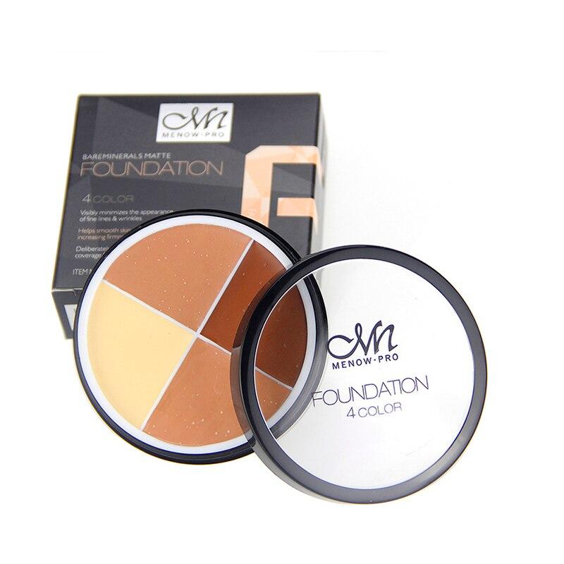 New Lady Pro Salon Party Concealer Palette Makeup Contour Foundation Face Cream Kit