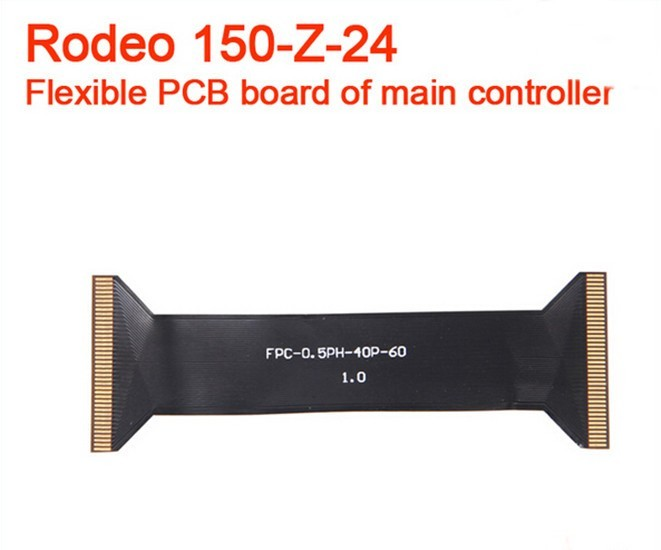 Original Walkera Rodeo 150 Racing Drone Spare Parts Flexible <font><b>PCB</b></font> Board <font><b>of</b></font> Main controller Accessories Rodeo 150-Z-24 image