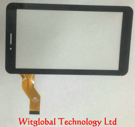 New For 7 Irbis TX49 3G Tablet touch screen Touch panel Digitizer Glass Sensor replacement Free Shipping new 10 1 inch for irbis tz21 tz22 3g black white touch screen tablet digitizer sensor replacement free shipping