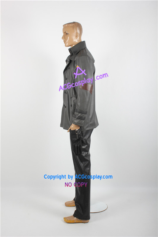 Final Fantasy XIII Lightning Returns Snow Villiers Cosplay Costume