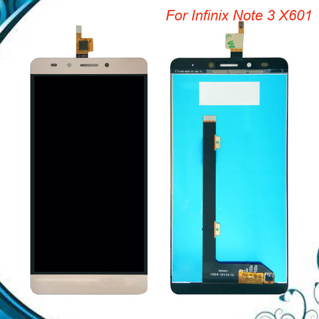 100% Tested For Infinix Note 3 pro X601 LCD Display Touch Screen ...